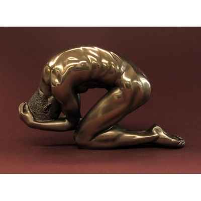 Figurine body talk - nude man large  - wu74993