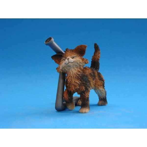 Figurine chat - angela  - ca13