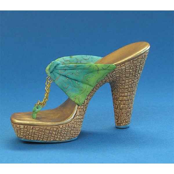 Figurine chaussure miniature collection just the right shoe ariel - rs802807