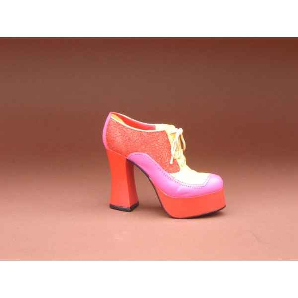 Figurine chaussure miniature collection just the right shoe disco diva  - rs25371