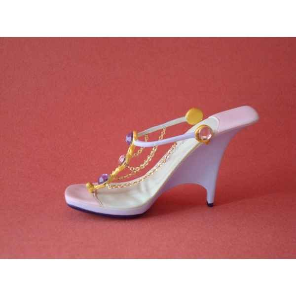 Figurine chaussure miniature collection just the right shoe fascinating  - rs90608