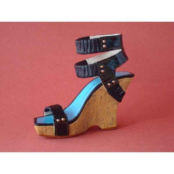 Figurine chaussure miniature collection just the right shoe lrban influence  - rs90622
