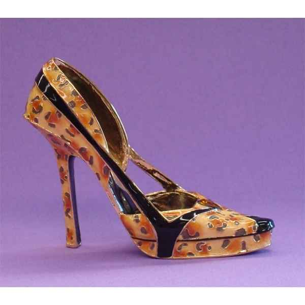 Figurine chaussure miniature collection just the right shoe metal shoe wild thing   - rs811396