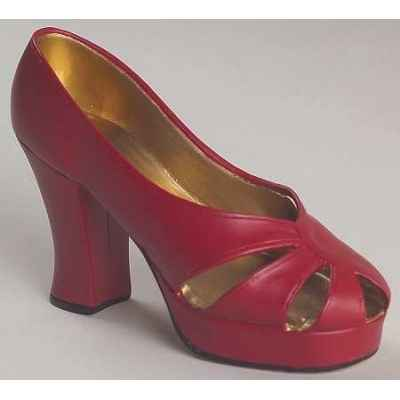 Figurine chaussure miniature collection just the right shoe ravishing red  - rs25001