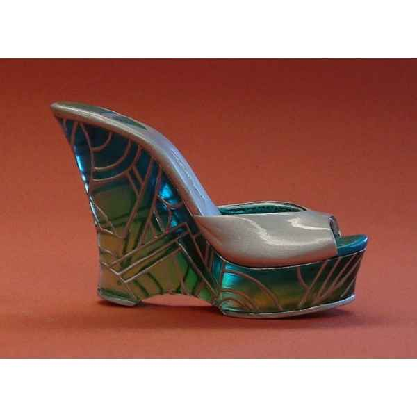 Figurine chaussure miniature collection just the right shoe reflections   - rs805563