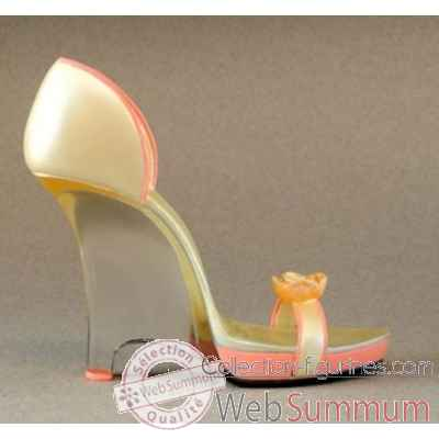 Chaussure miniature Luminous rose 2012-ii Parastone -RS120512