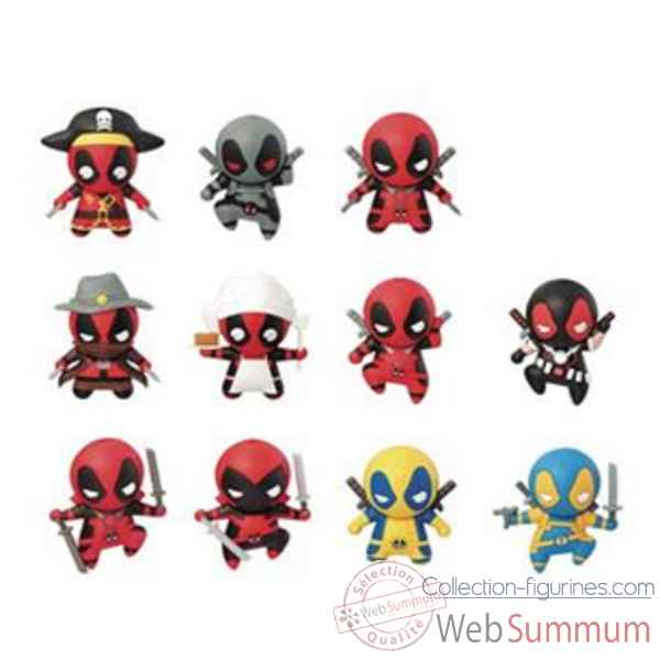 24 figurines marvel: deadpool -DIADEC158811