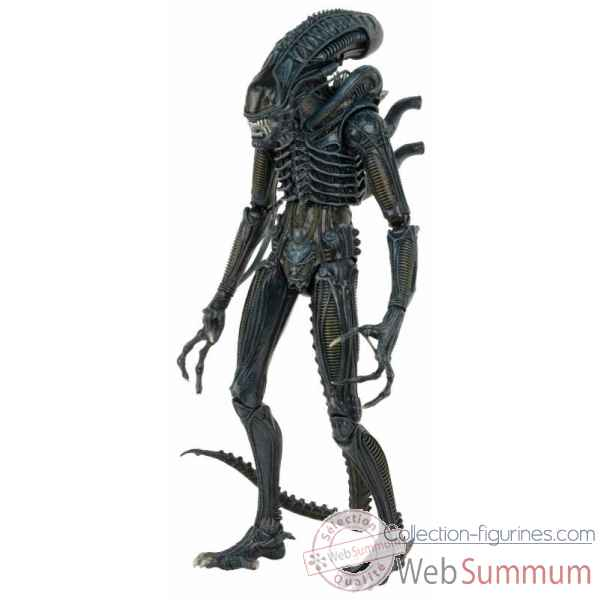 Aliens: 1986 version warrior figurine echelle 1/4 -NECA51363