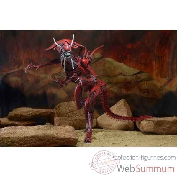 Aliens: figurine genocide red queen -NECA51364