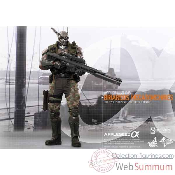 Appleseed: figurine briareos hecatonchires echelle 1/6 -SSHOT902228