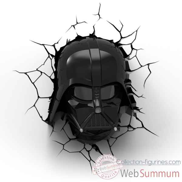 Applique star wars: dark vador 3d -GAGG0170