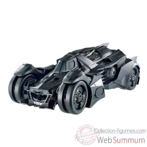 Arkham knight figurine voiture batmobile echelle 1:18 -HWMVBLY23