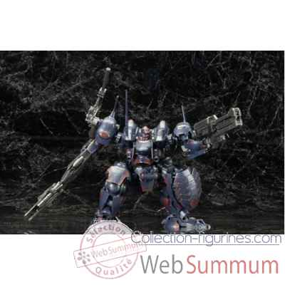 Armored core v: figurine kt-104 perun hanged man plastic model kit -KTOVI074