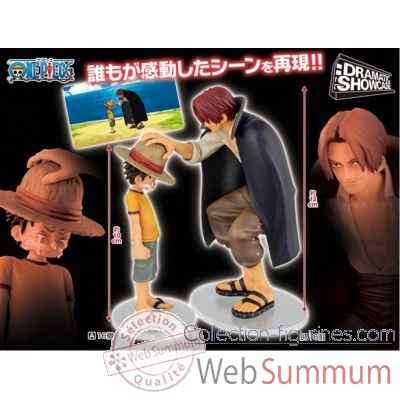 Assortiment figurine one piece: saison 4 volume 1 -BANP31993