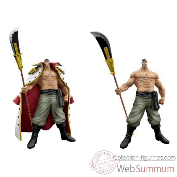 Assortiment figurine shirohige one piece 20 cm -BANP31960