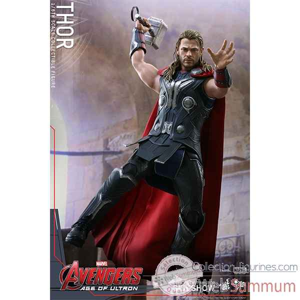 Avengers age of ultron - figurine thor echelle 1/6 -SSHOT902472