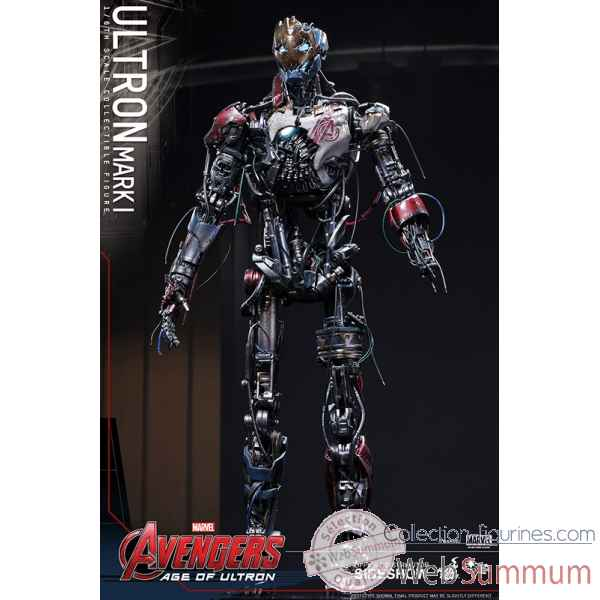 Avengers age of ultron - figurine ultron mark i echelle 1/6 -SSHOT902396