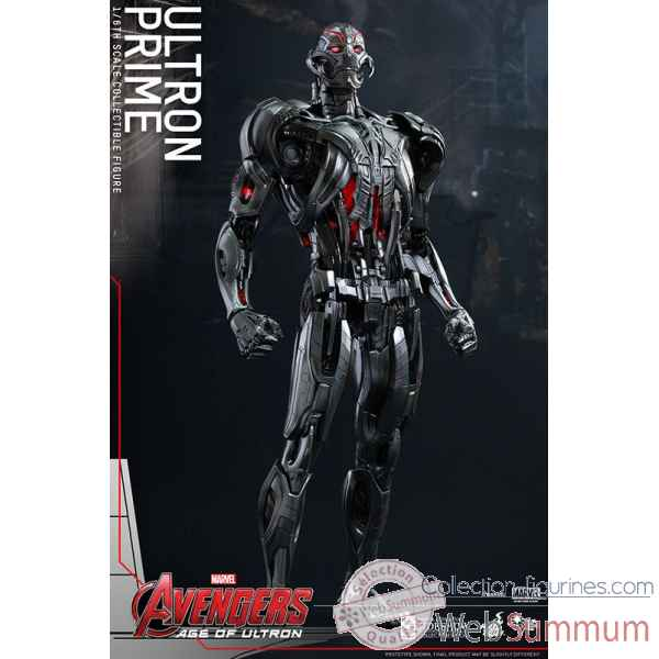 Avengers age of ultron - figurine ultron prime echelle 1/6 -SSHOT902343