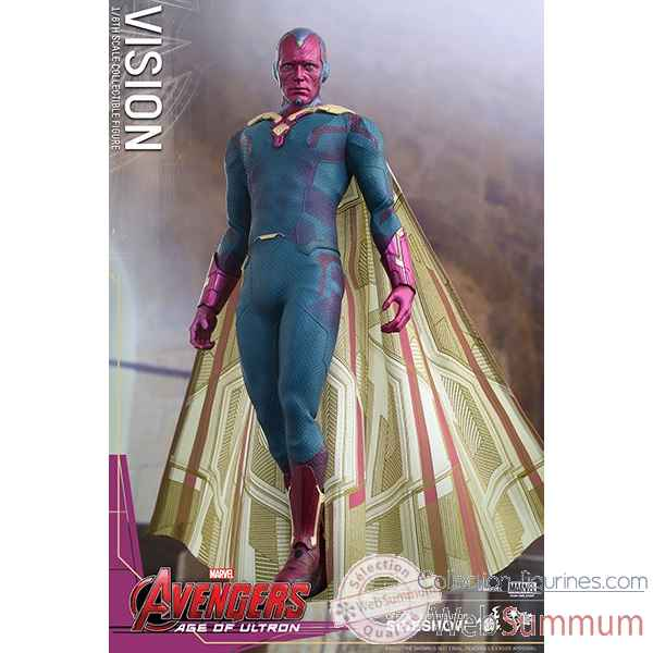 Avengers age of ultron - figurine vision echelle 1/6 -SSHOT902417