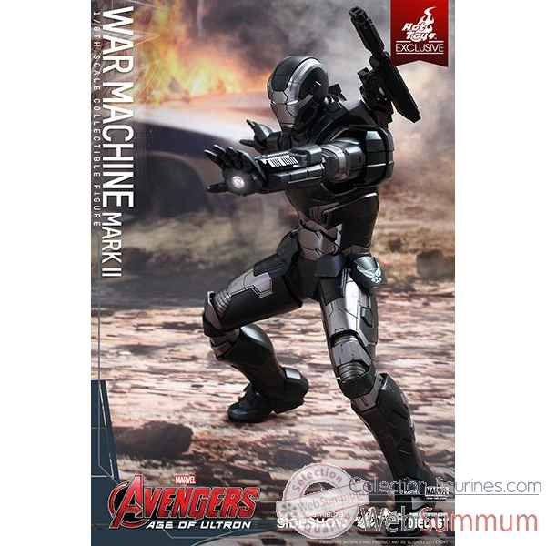 Avengers age of ultron: figurine war machine mark ii echelle 1/6 -SSHOT902355