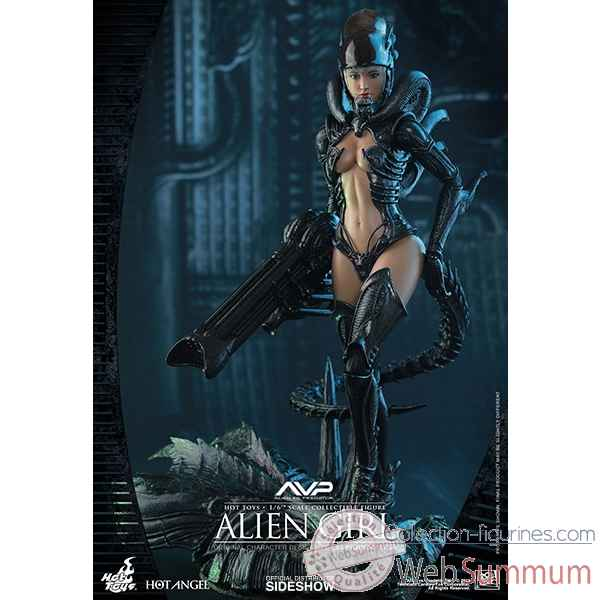 Avp: hot angel series - figurine alien girl echelle 1/6 -SSHOT902598