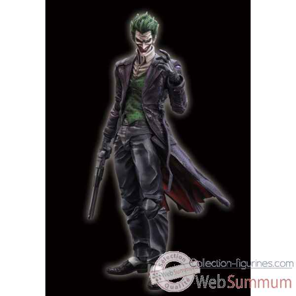 Batman arkham origins: figurine the joker -SQXBAAOZZZ02
