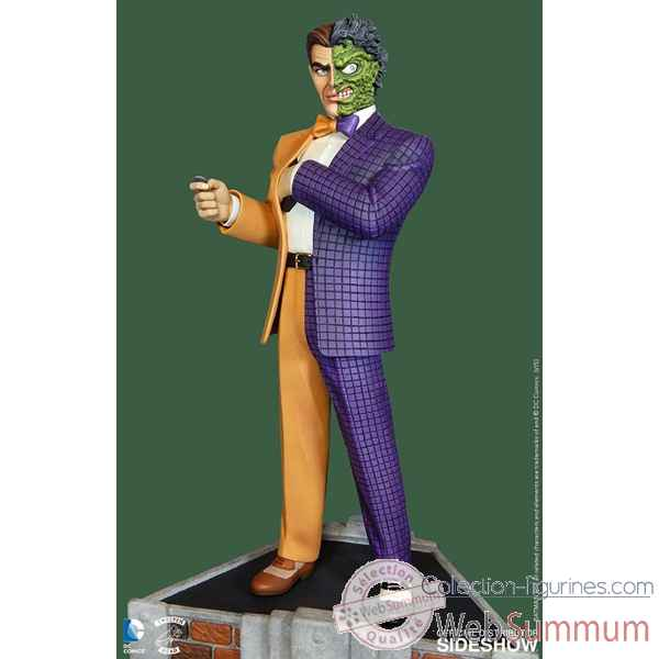 Batman: statuette double-face -SS902549