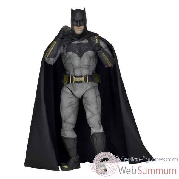 Batman v superman: dawn of justice: batman figurine echelle 1/4 -NECA61434