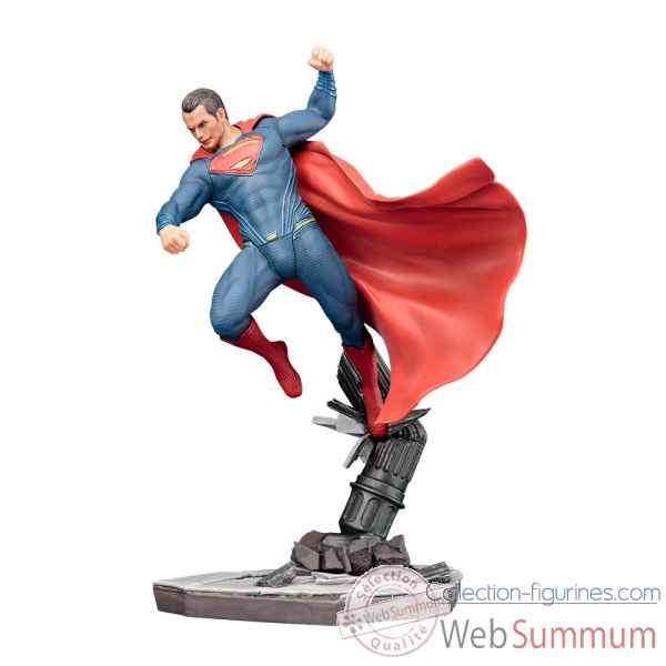 Batman v superman : l\'aube de la justice: statue pvc superman -KTOSV110