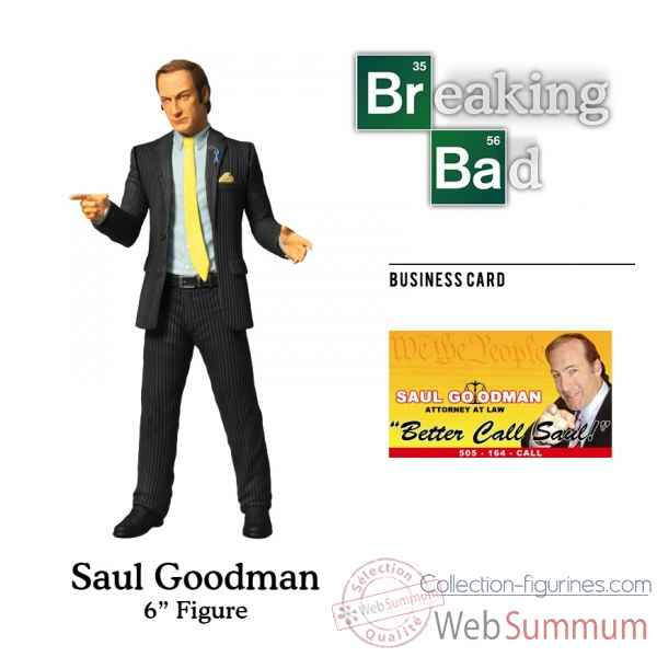 Breaking bad: figurine saul goodman -MEZ75400