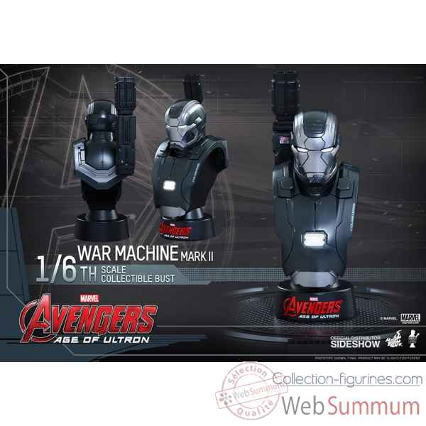 Buste war machine mark ii avengers aou -SSHOT902357