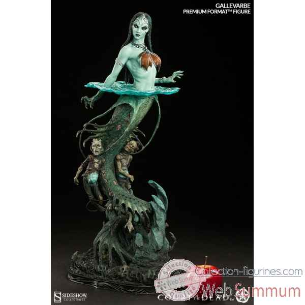 Court of the dead: figurine deaths siren premium format -SS400243