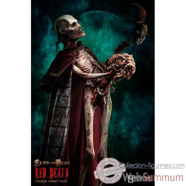 Court of the dead: figurine the red death -SS300371