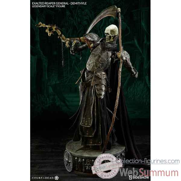 Court of the dead: statue demithyle exalted reaper general -SS400283