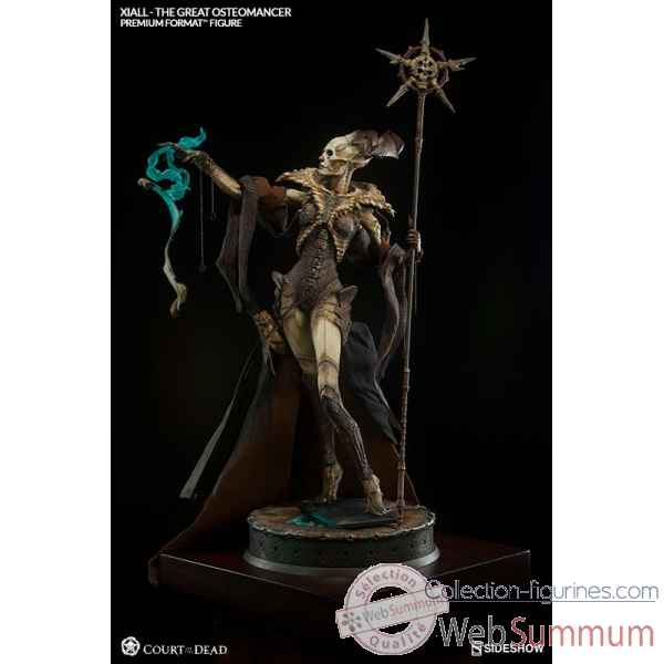 Court of the dead: statue xiall premium -SS300412