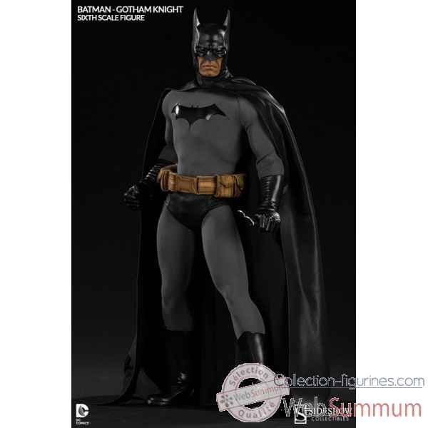 Dc comics: figurine echelle 1/6 batman gotham knight -SS1000902
