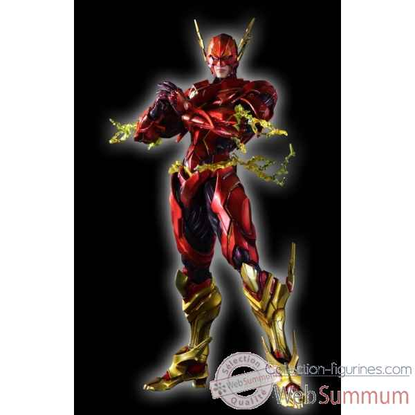 Dc comics: figurine the flash -SQXXDCVAZZZ04