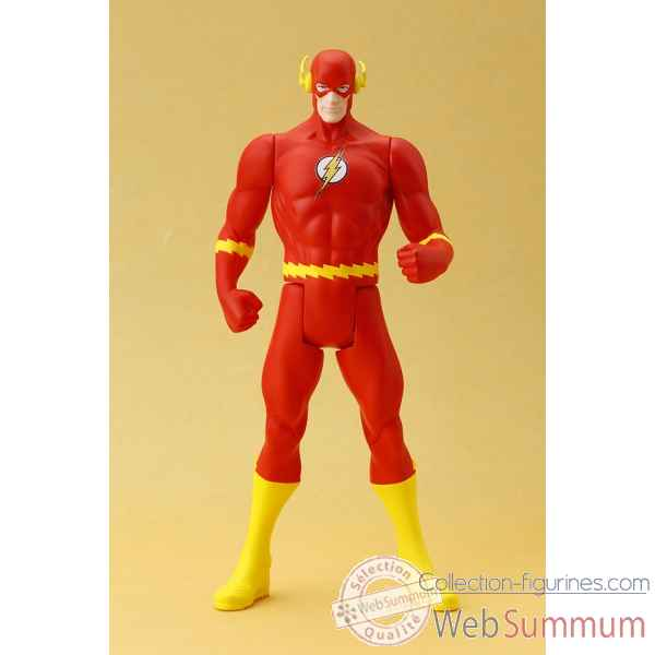 Dc comics: statue classic costume the flash artfx+ -KTOSV121