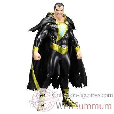 Dc comics: statue pvc black adam new 52 artfx+ -KTOSV91