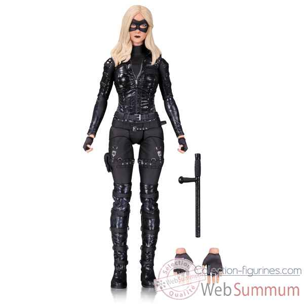 Figurine arrow tv: black canary -DIASEP150341