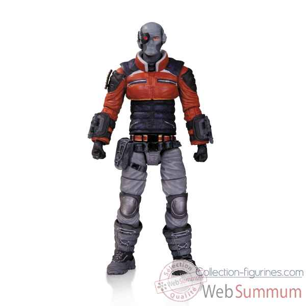 Figurine batman arkham origins deadshot -DIAOCT130303