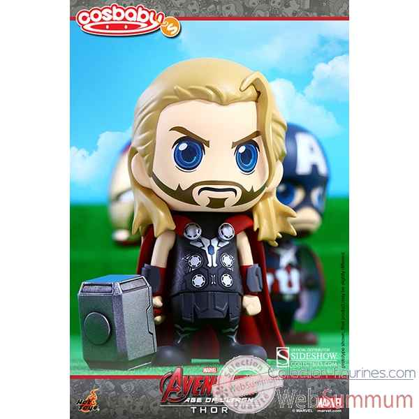Figurine cosbaby thor avengers aou -SSHOT902367