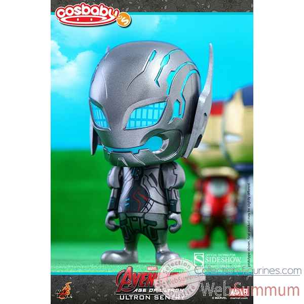 Figurine cosbaby ultron sentry avengers aou -SSHOT902369