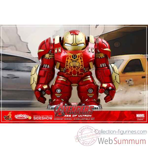Figurine cosbaby vinyle hulkbuster avengers aou -SSHOT902393