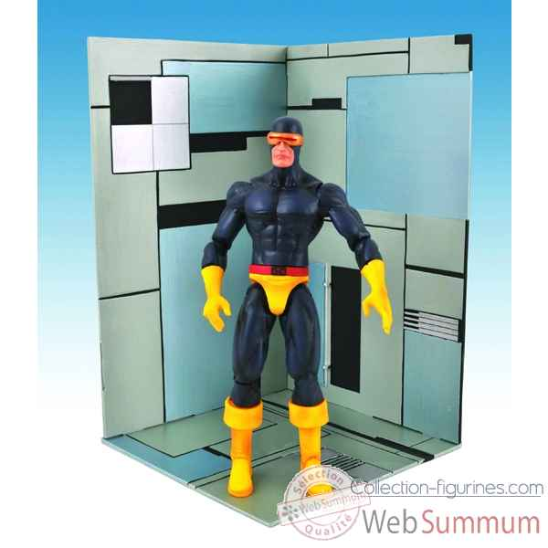 Figurine cyclops marvel -DIAJAN101427