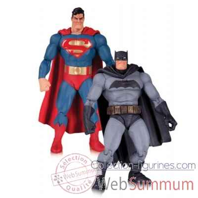 Figurine dark knight returns: 30th anniversary -DIAAUG150312