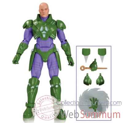 Figurine dc comics: lex luthor -DIAMAY150297