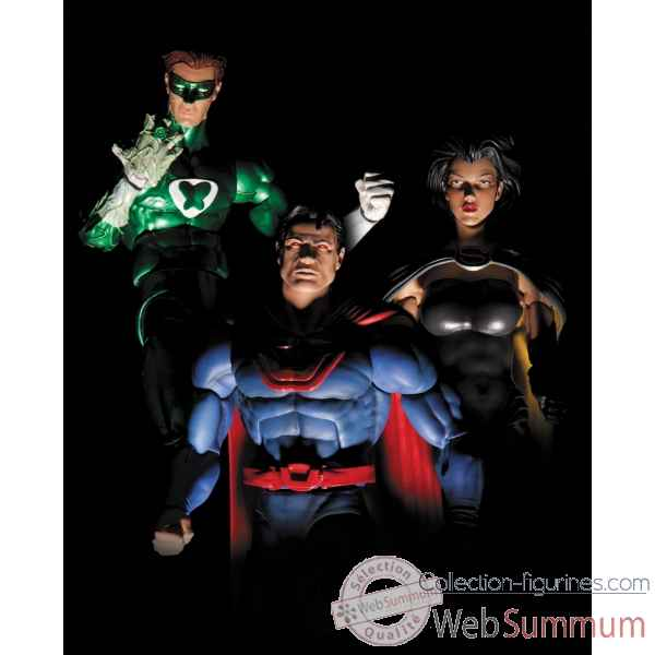 Figurine dc comics: super villains power ring -DIASEP130324