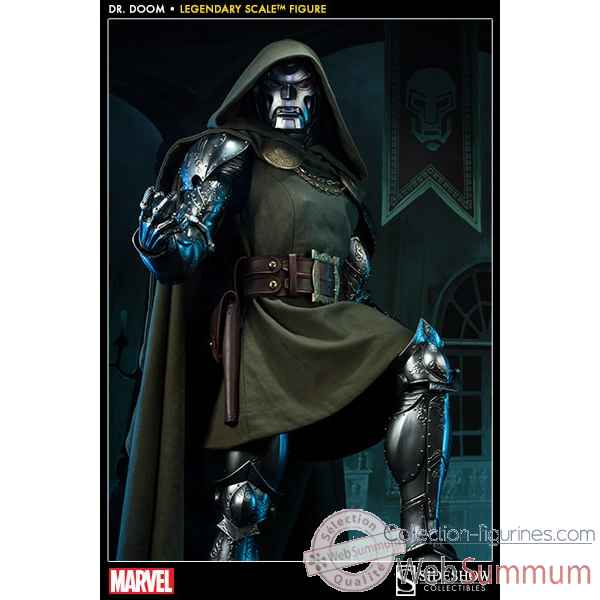 Figurine doctor doom: marvel legendary -SS400086