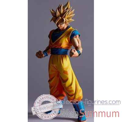 Figurine dragon ball z: the san goku -BANP33479